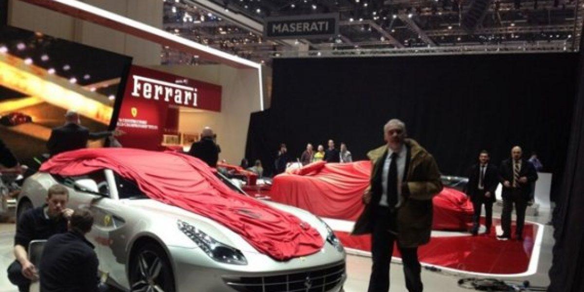 ¿Será este el nuevo Ferrari F150?