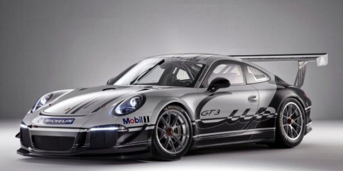 Porsche estrena nuevo deportivo