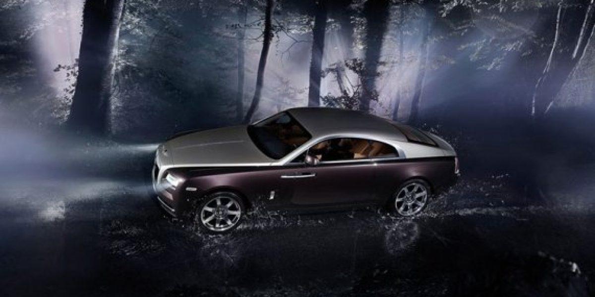 Primeras imágenes del Rolls Royce más potente de la historia