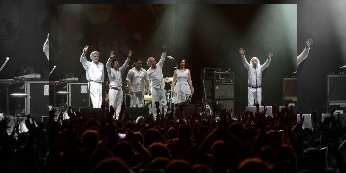 Los Jaivas en un concierto íntimo en Enjoy Santiago: Participa por entradas