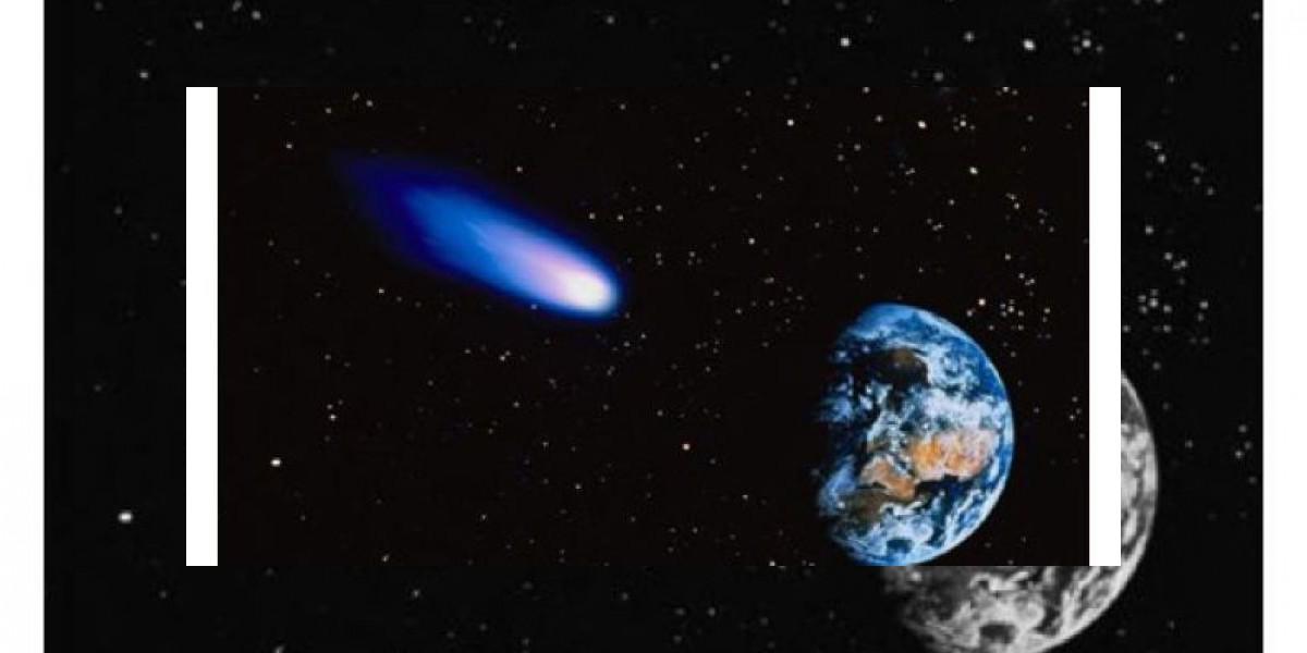 Astronómos aseguran que un asteroide pasó rozando la Tierra este lunes