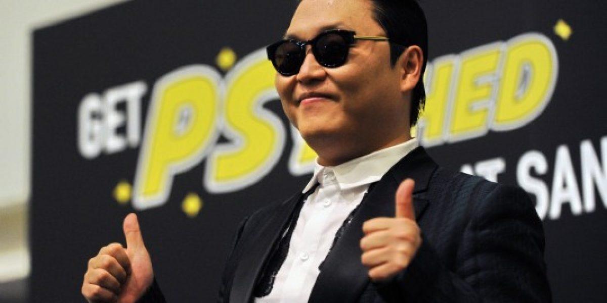 Psy lanza versiones de