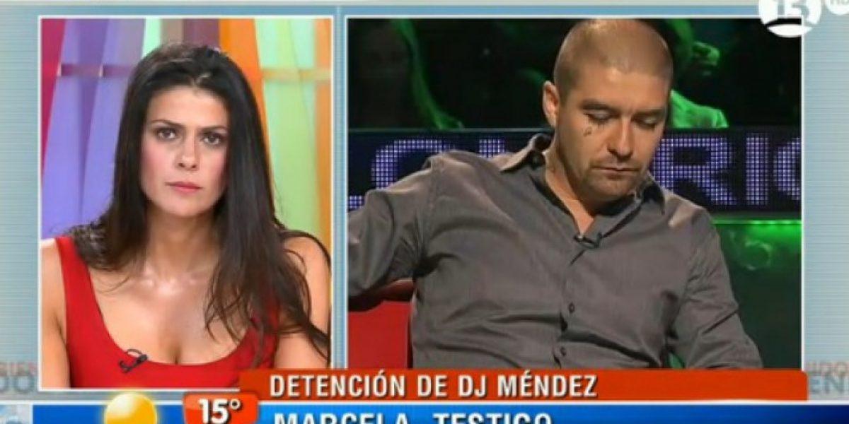Testigos confirman versión de Dj Méndez por altercado