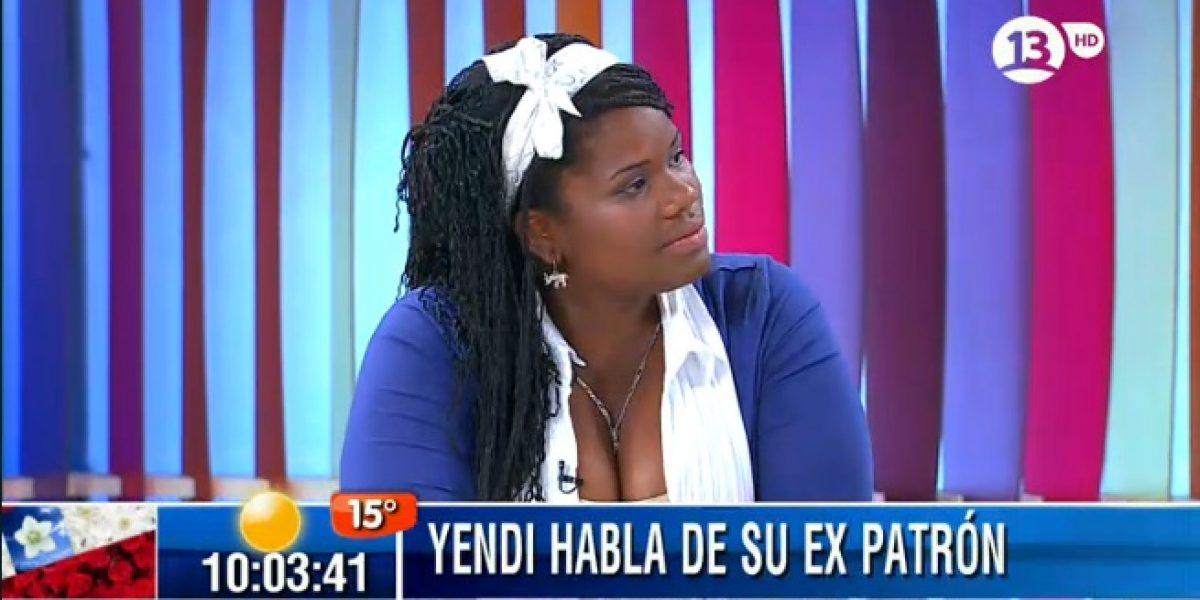 Ex nana de Dj Méndez lo defiende: