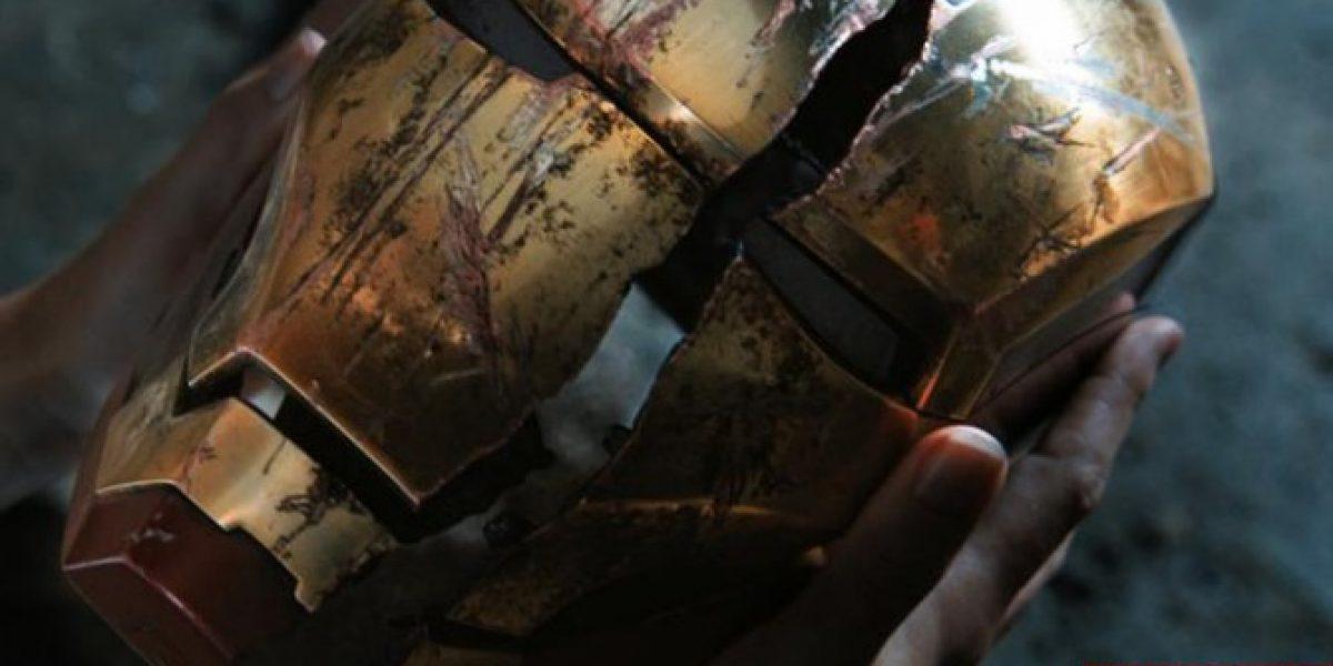¡Estreno! Revisa el nuevo trailer de Iron Man 3
