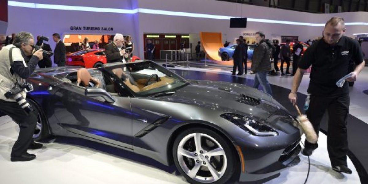 Fue revelado el nuevo Corvette Stingray convertible