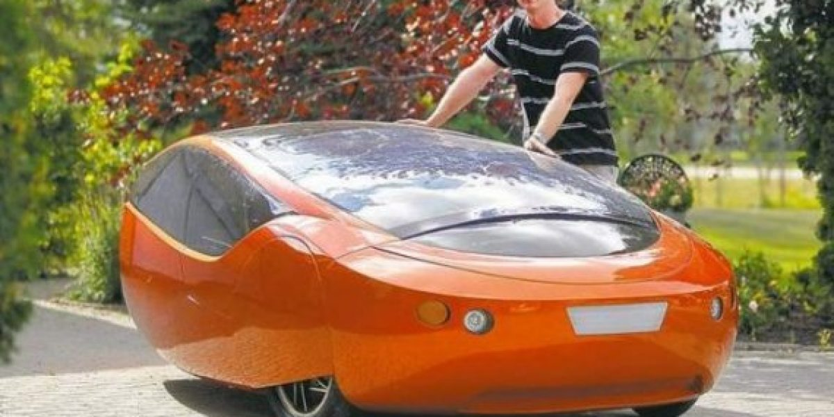 Urbee 2, el auto impreso en 3D