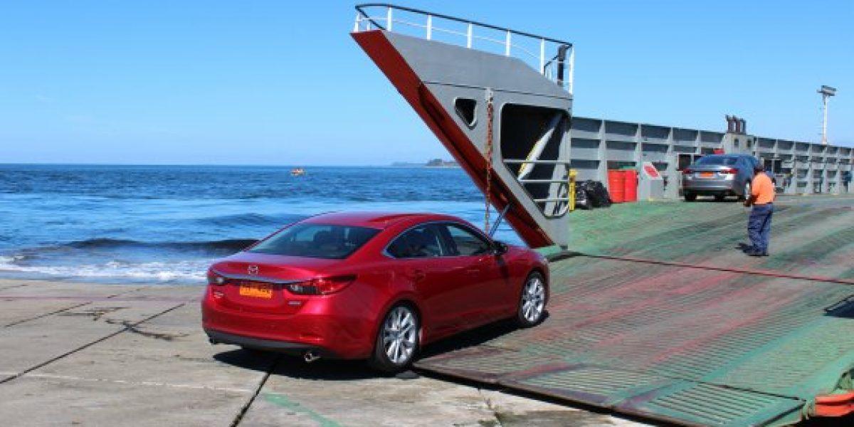 Aplaudido nuevo Mazda6 ya está en Chile desde $12.900.000