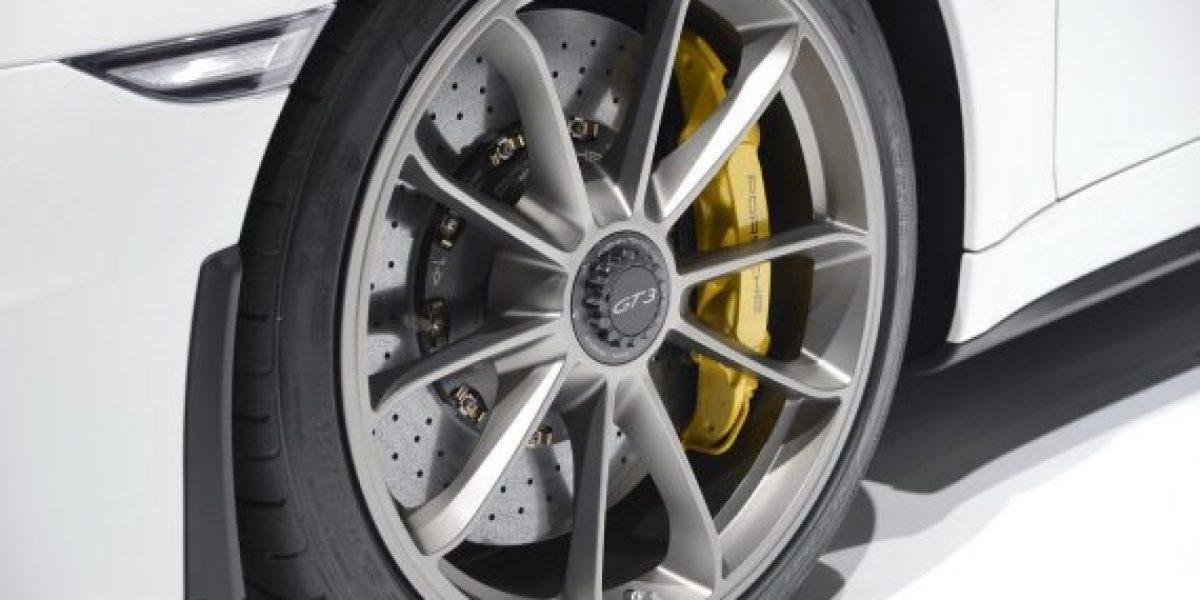 Porsche GT3 hace su presentación en Ginebra