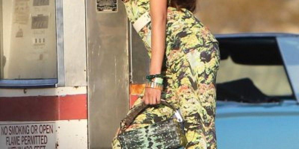 Selena Gómez graba nuevo videoclip con sexy vestuario