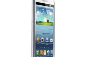 Foto:Samsung GALAXY Express. Gentileza. Imagen Por: