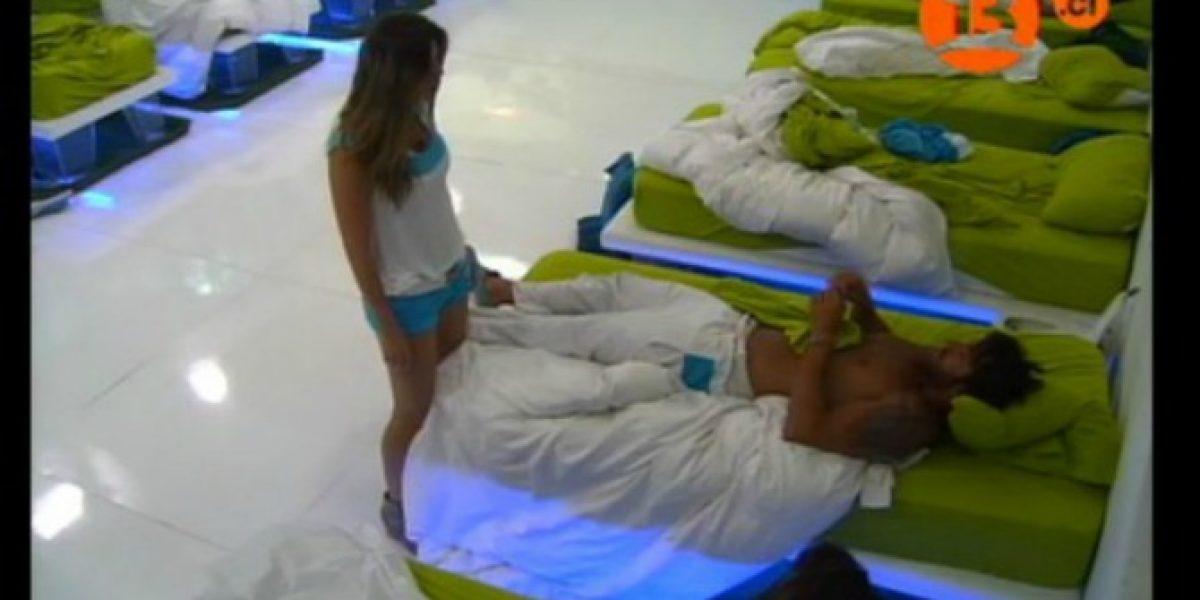 MO2: Angélica termina herida tras fuerte discusión con Arturo Longton