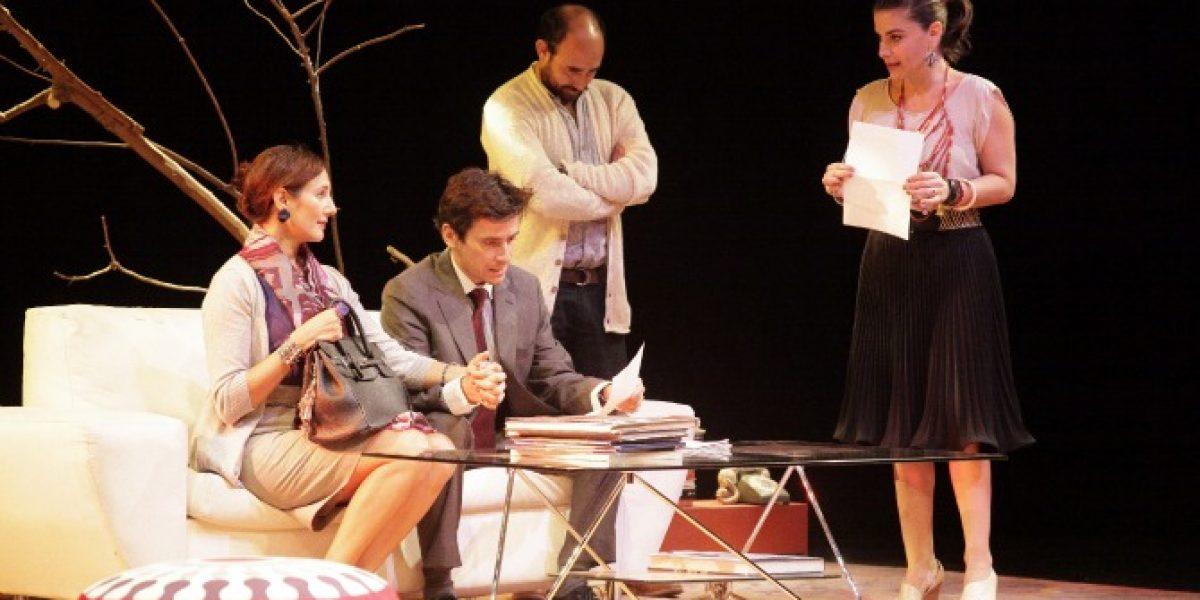 Ingrid Cruz debuta en el teatro con aclamada obra de Yasmina Reza