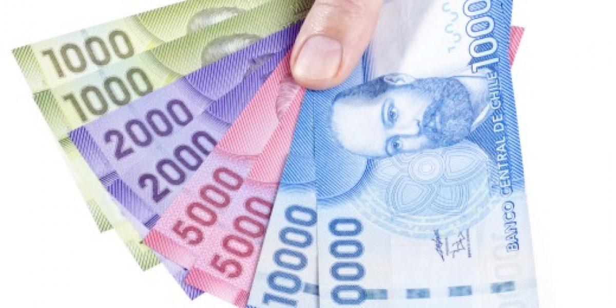 Índice de Remuneraciones subió 0,6% en enero