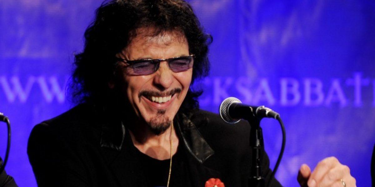 Tony Iommi de Black Sabbath compone canción para Festival Eurovisión 2013