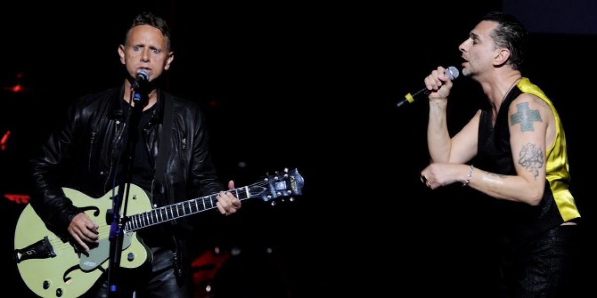 Depeche Mode unen cielo e infierno a ritmo de techno y soul en su nuevo disco
