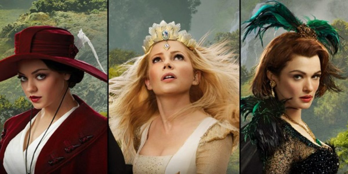 Disney revisita el mágico mundo de Oz en