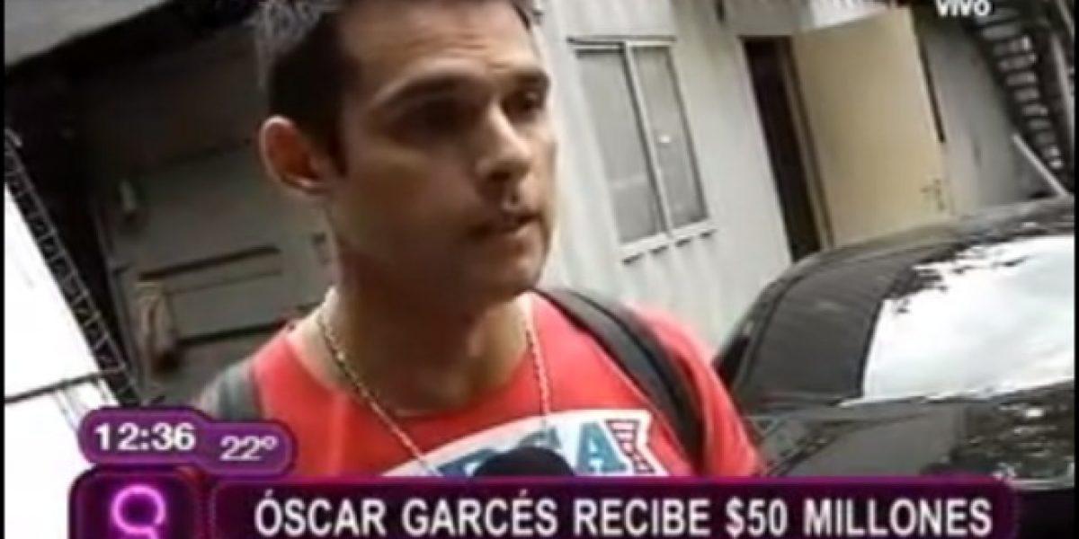 Óscar Garcés es declarado inocente por caso de abuso sexual
