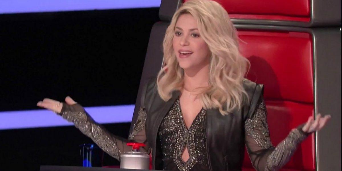 Shakira retorna a los escenarios y se toma
