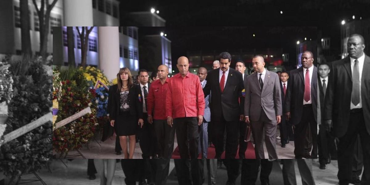 Funeral de Estado de Chávez: 55 delegaciones mundiales llegan a la ceremonia