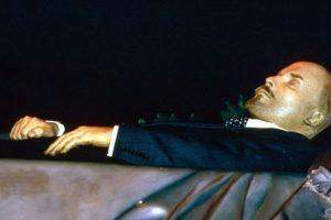 Vladimir Lenin, primer dirigente de la ex URSS falleció en 1924. Imagen Por: