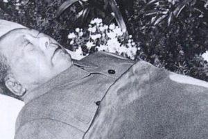 Mao Tse Tung fue el máximo líder del Partido Comunista de China. Murió en 1976.. Imagen Por: