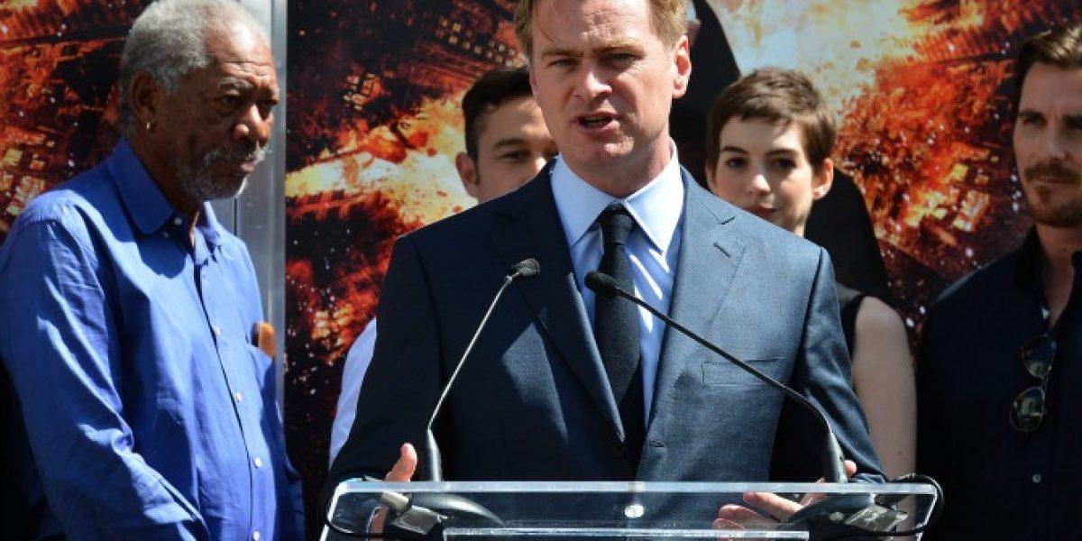 Christopher Nolan regresa a la ciencia ficción con
