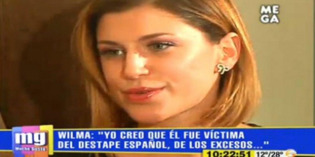 Wilma González sufre por Andrés Longton: