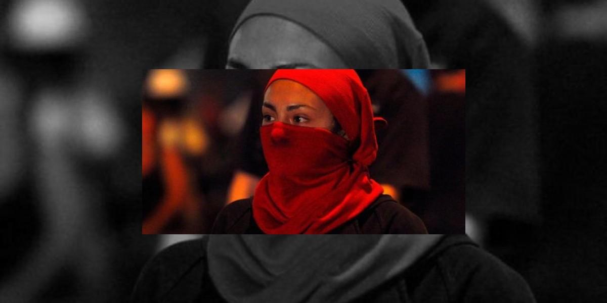 Aclaración por supuesta foto de Karol Cariola en protesta