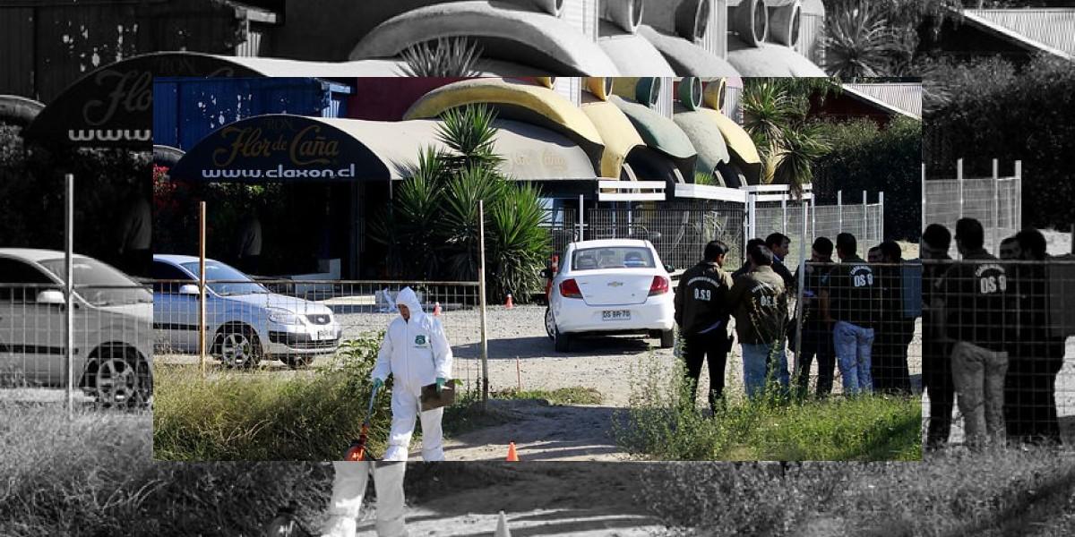 Detienen a sospechoso de mortal balacera en discoteque de San Bernardo
