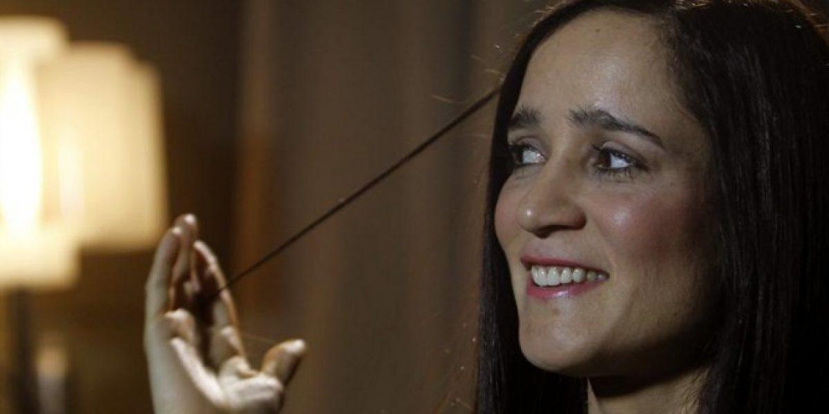 Julieta Venegas: Ya no podría escribir lo que hacía antes de tener a mi hija