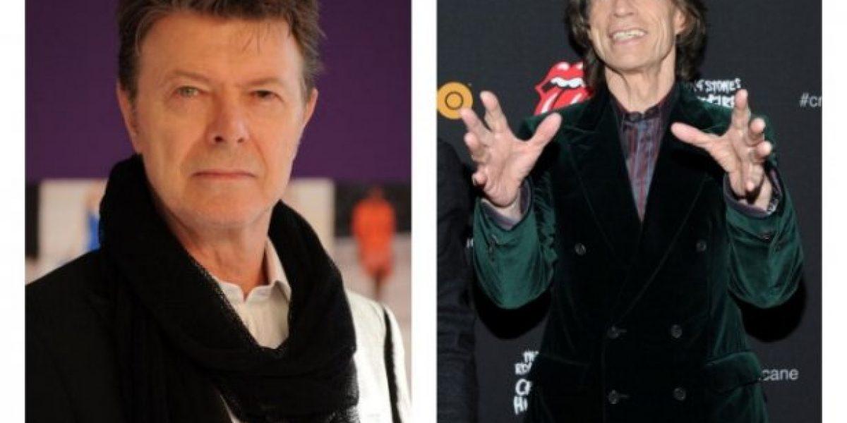 Revelan nuevos detalles de la supuesta relación entre David Bowie y Mick Jagger