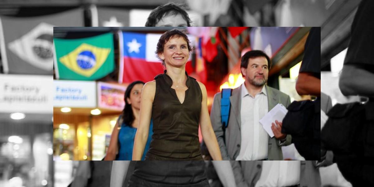 Alcaldesa Tohá evalúa concesiones de Fantasilandia y Castillo Hidalgo