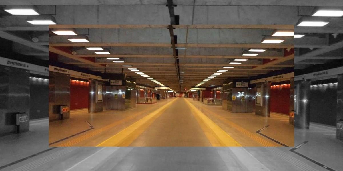 Metro beneficiará a 70 mil usuarios con andén central en Vicuña Mackenna
