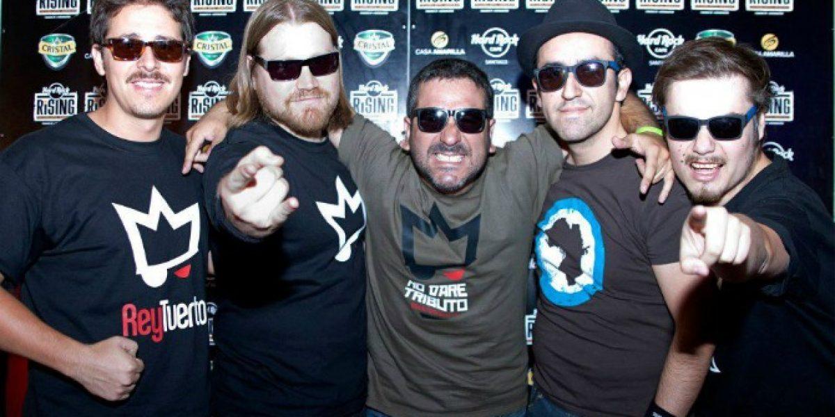 Ya hay cuatro finalistas para representar a Chile en importante batalla de bandas
