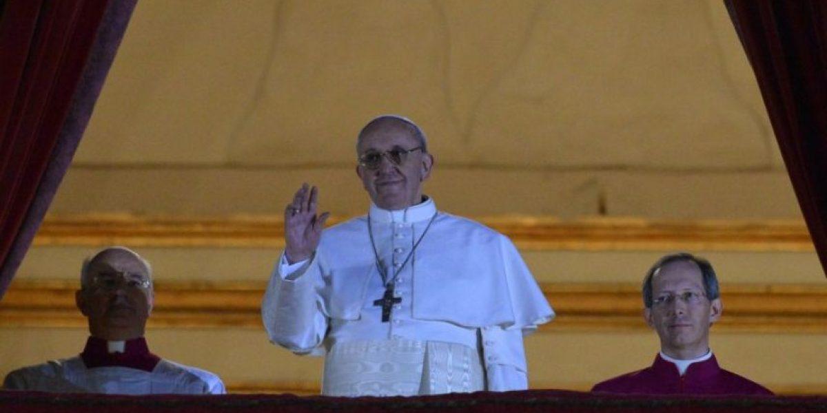 Nuevo Pontífice Francisco: