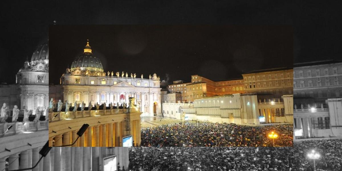 Así es el ritual del anuncio de la elección del nuevo Papa