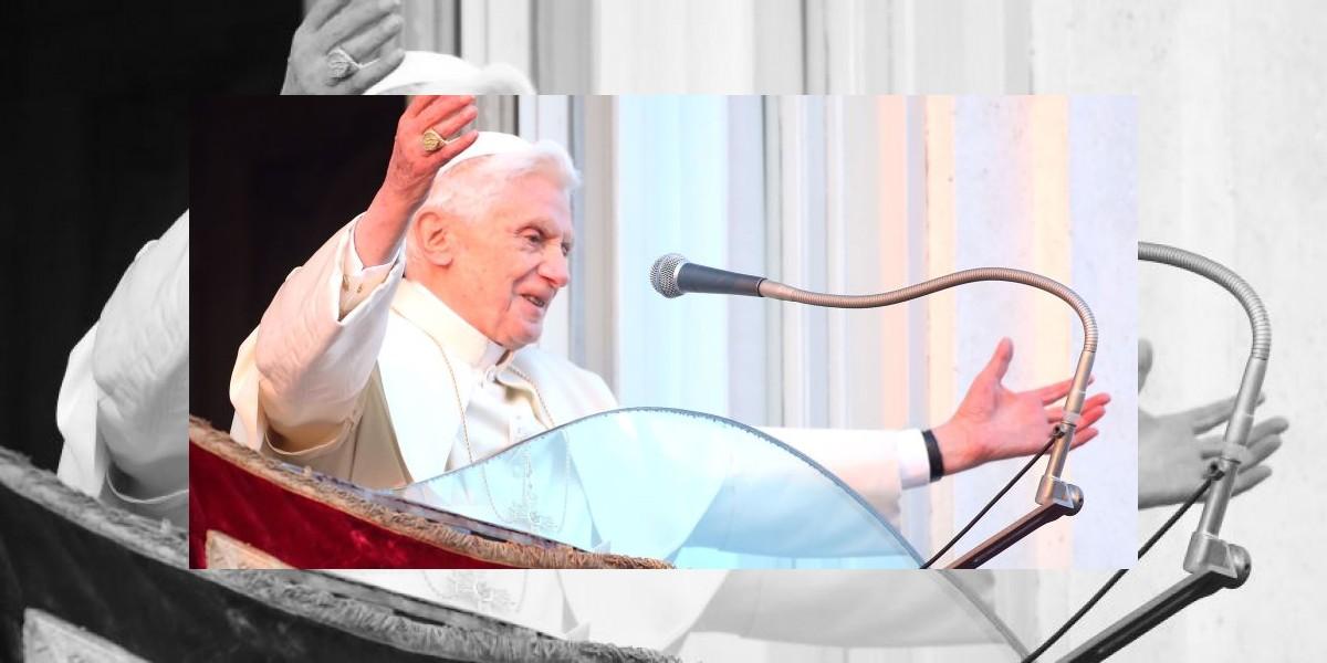 La sombra de Benedicto XVI planea sobre el cónclave