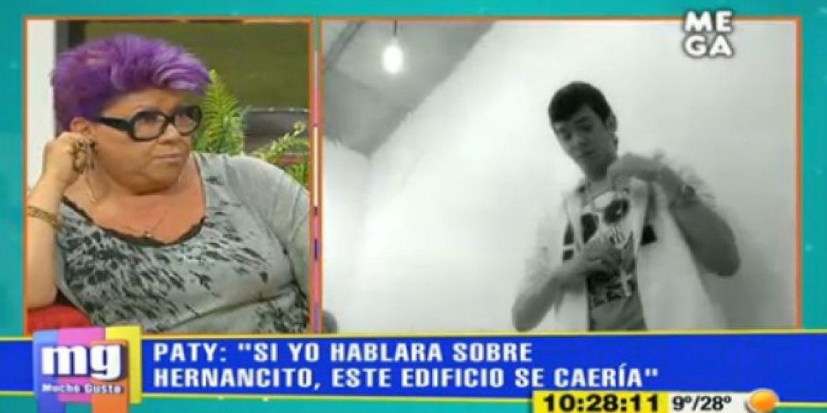 Hijo de Raquel Argandoña enfrenta a Paty Maldonado por Twitter y ella responde