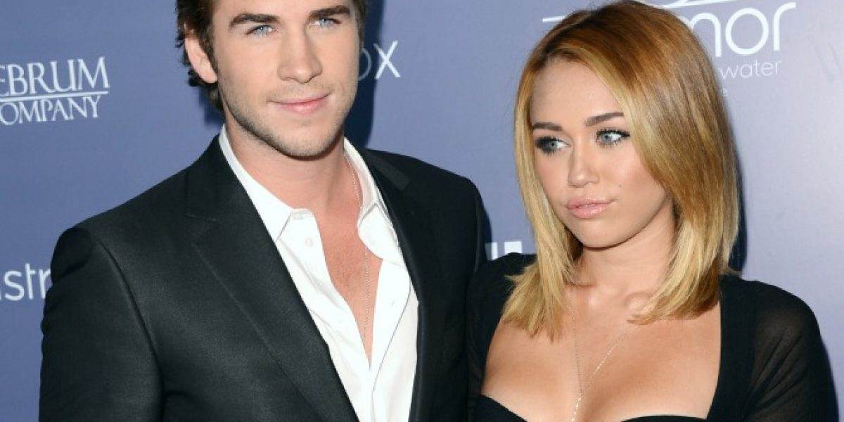 New York Post asegura que Miley Cyrus y Liam Hemsworth rompieron su relación