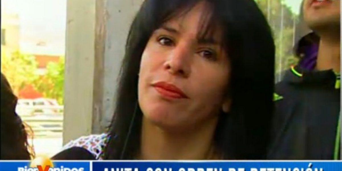Anita Alvarado ante nueva polémica por hurto de luz:
