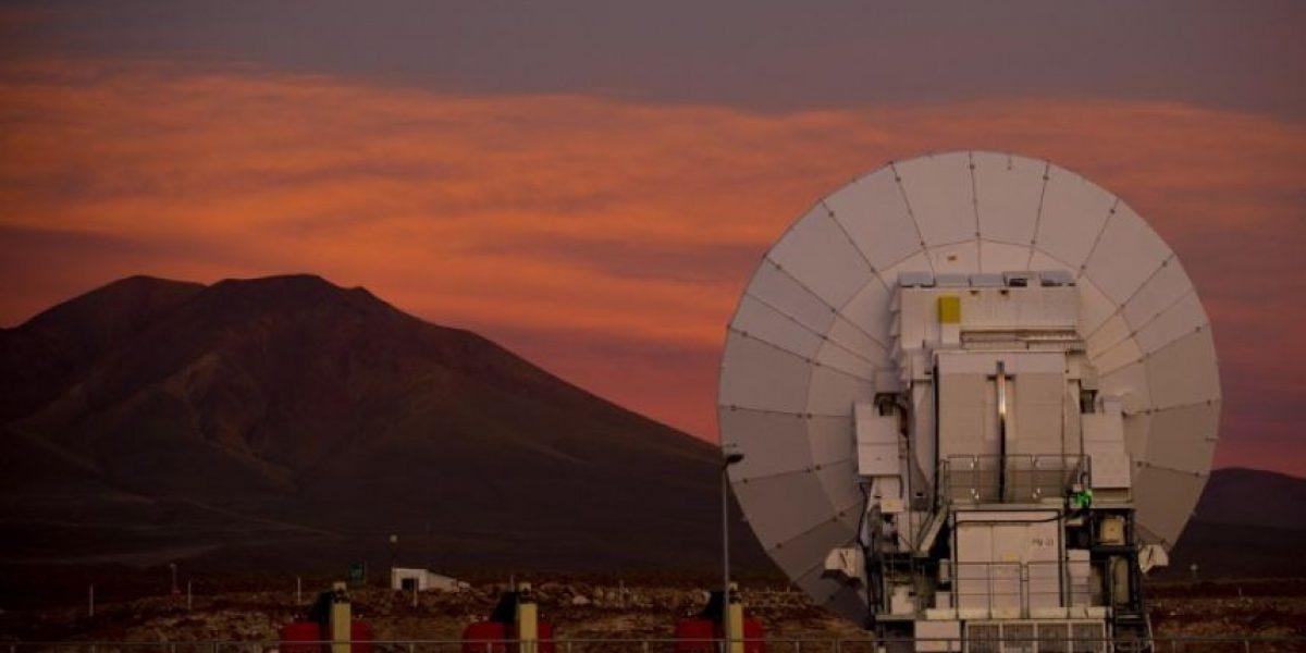 Espectaculares imágenes del centro astronómico Alma en Chile