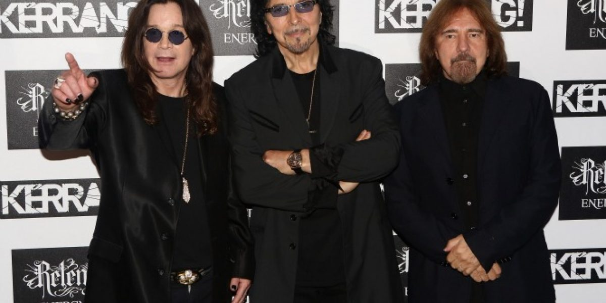 Black Sabbath da detalles de su nuevo disco