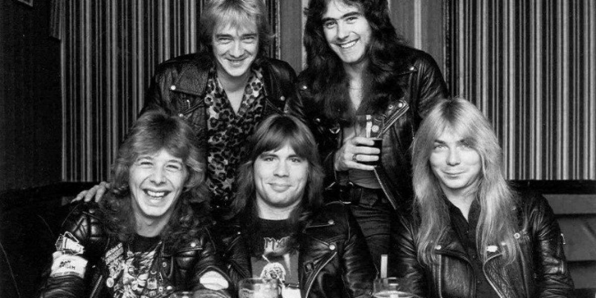 Fallece a los 56 años Clive Burr, ex baterista de Iron Maiden