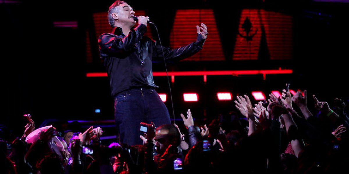 Cancelan jornada inicial del Festival Vive Latino por enfermedad de Morrissey