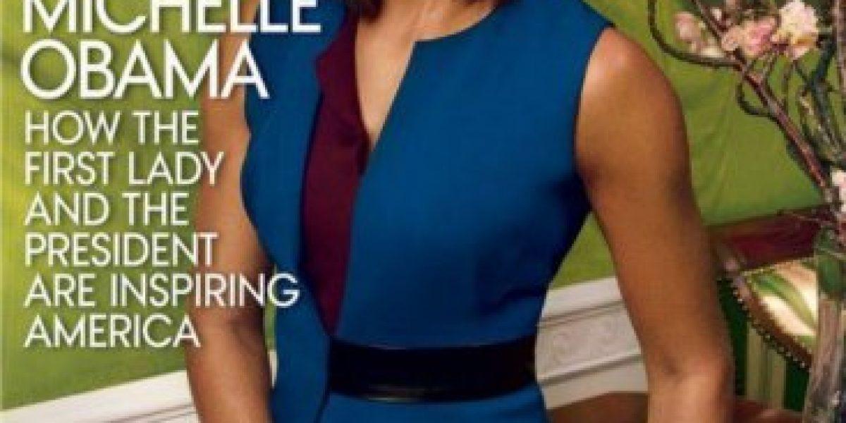Michelle Obama es portada de la revista Vogue por segunda vez