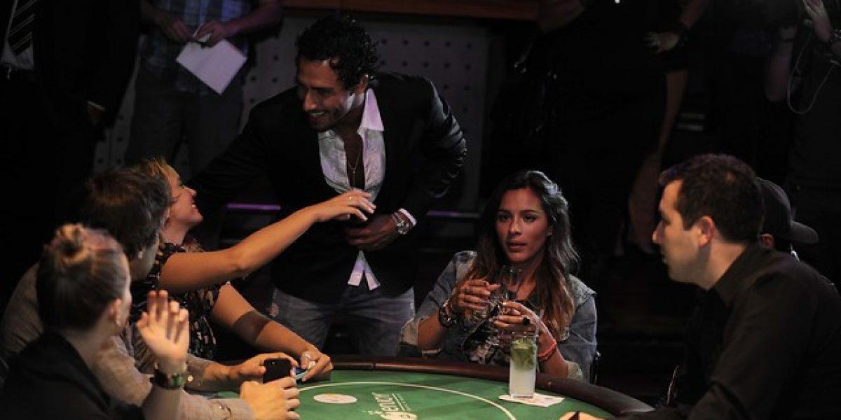 [FOTOS] Figuras de la farándula jugaron póker en Viña del Mar
