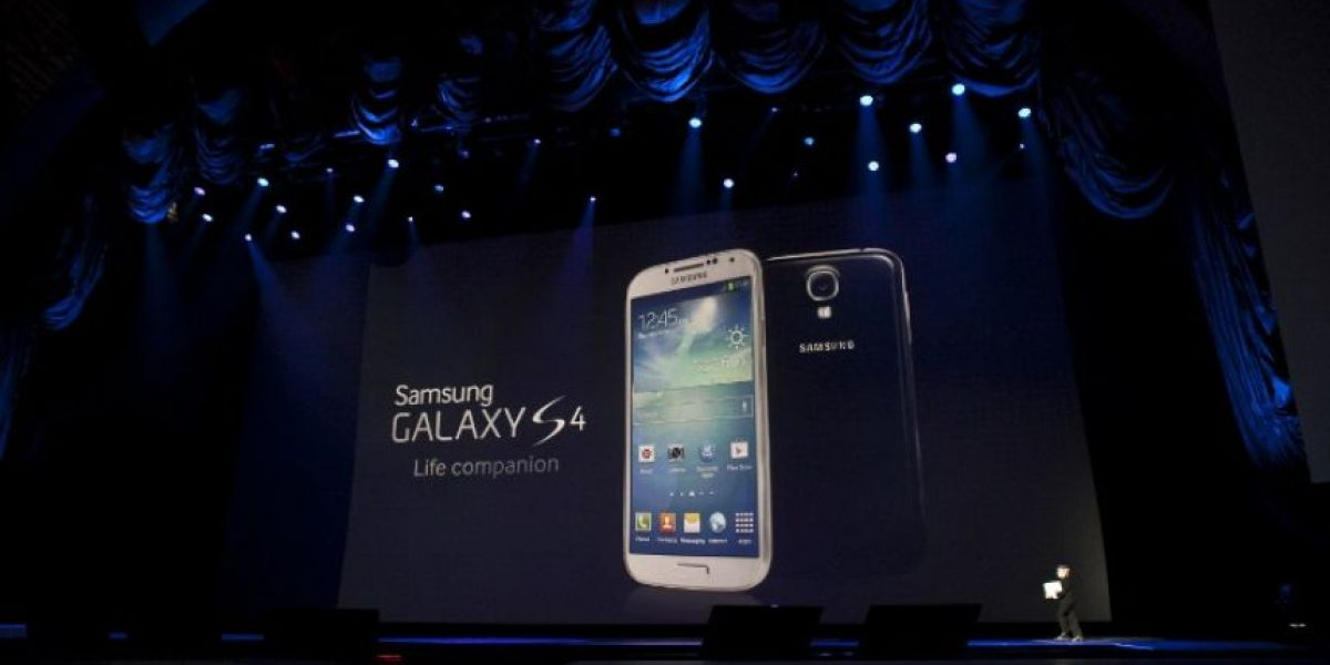 FOTOS: Samsung revela el esperado Galaxy S4 y llegará a Chile a mitad de este 2013