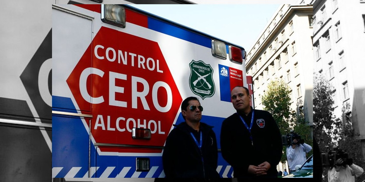 Primer año de Ley de Tolerancia Cero marca baja en accidentes por alcohol en conductores