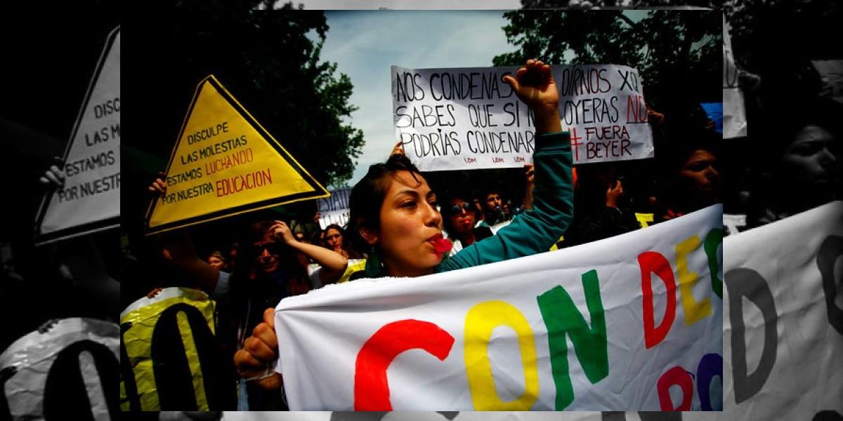 Confech anuncia fecha de la primera marcha del año